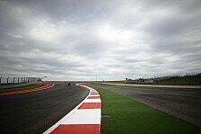 Formel 1 - Die ersten Runden in Austin: Die Trainings im Live-Ticker