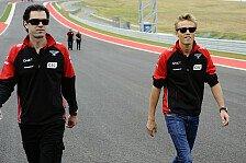 Formel 1 - Bilderserie: Reaktionen auf das Glock-Aus