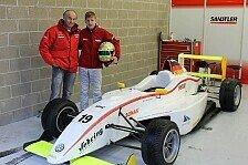 ADAC Formel Masters - Wir wollen wieder um den Titel mitfahren: M�cke Motorsport hei� auf Saisonstart