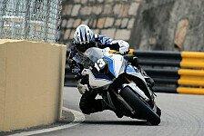 Bikes - Regen macht Austragung unm�glich: Macau Grand Prix auf Sonntag verschoben
