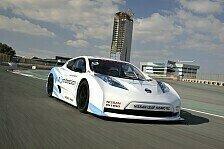 Auto - Der Traum vom gr�nen Motorsport: Elektrosportler: Nissan LEAF Nismo RC