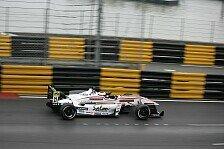 Mehr Motorsport - Rosenqvist Zweiter, Wehrlein Vierter: Macau: M�cke Motorsport mit Podestplatz