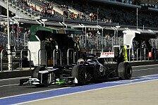 Formel 1 - Eine schlechte Startphase korrigiert: Maldonado scheiterte an H�lkenberg