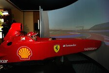 Formel 1 - Ferrari mit massivem Aufholbedarf: De la Rosa: McLaren-Simulator setzt Ma�st�be
