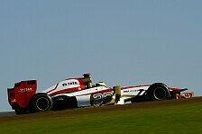Formel 1 - Ein technisch anspruchsvoller Kurs: HRT: Reifentemperatur als Hauptproblem