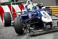 Formel 3 EM - 18 Fahrer in einer Sekunde: Tests in Barcelona: Buller setzt die Bestmarke
