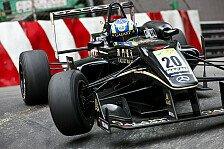 Formel 3 Cup - Gewaltiger Umstieg: Eriksson: Von Macau zum Formel-Renault-Test