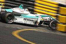 WS by Renault - Aufstieg in die Formel Renault 3.5: Jaafar f�hrt 2013 f�r Carlin