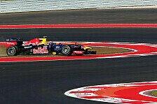 Formel 1 - Von Pole, drei, f�nf oder sieben losfahren: Webber: Die linke Seite ist ein Witz