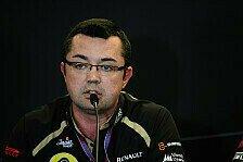Formel 1 - Die Einnahmen k�nnen steigern: Boullier: Keine Sorge wegen Pay-TV-Trend