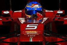 Formel 1 - Bis Australien ist noch viel Zeit: Alonso: Ferrari in Zukunft wieder innovativer