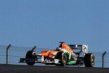 Formel 1 - Podiumspl�tze angepeilt: Di Resta w�nscht sich besseren Saisonstart