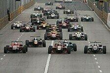 Mehr Motorsport - Der Stadt-Thriller steht bevor: Macau-Starterliste 2013: F3-Stars am Start