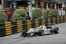Mehr Motorsport - Bester deutscher Teilnehmer : Wehrlein Vierter beim F3 Macau GP