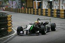 Mehr Motorsport - Ein Hammer: Lucas Wolf feiert Deb�t beim F3 Macau GP