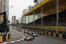 Mehr Motorsport - Wehrlein wird Vierter: Da Costa gewinnt Macau GP