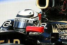 Formel 1 - Ein Typ, den die F1 braucht: Kerstins Highlight 2012: R�ikk�nen Comeback