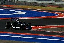 Formel 1 - Kein Grip in Q3: Maldonado k�mpft mit der Balance