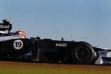 Formel 1 - Pastor die T�r aufgemacht: Bruno Senna