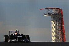 Formel 1 - Optimistisch f�r das Rennen: Bruno Senna