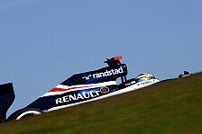 Formel 1 - Auch Maldonado f�hlt sich in Brasilien wie zu Hause: Heimrennen f�r Bruno Senna zum Abschluss