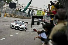 Mehr Motorsport - Video: Highlights Audi R8 LMS Cup in Macau