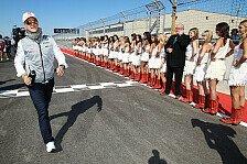 Formel 1 - Schumacher ist die Formel 1: Haug: Schumacher will keine Rolle in der F1