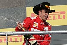Formel 1 - Kontakt zu einem Team: Montezemolo will Ferrari mit US-Flagge sehen