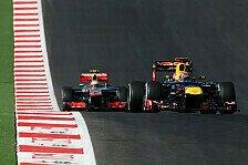Formel 1 - Die Spannungsfaktoren der neuen Saison: Ausblick 2013: Worauf wir uns freuen