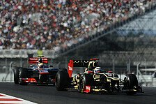 Formel 1 - Besser als jedes Rennen zu crashen: R�ikk�nen: Bin nicht leicht zu �berholen