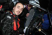 Mehr Rallyes - Citroen C4 WRC in Flammen: Kubica scheidet in F�hrung liegend aus