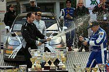 Mehr Rallyes - Robert Kubicas Sieg bei der Rally di Como