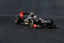Formel 1 - Ein Ohrenschmaus: Video: Lotus E21 First fire up