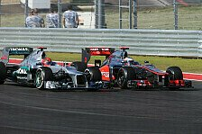 Formel 1 - 1139 �berholman�ver: Heikos Highlight 2012: Rennaction