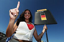 Formel 1 - Bilder: US GP - Girls