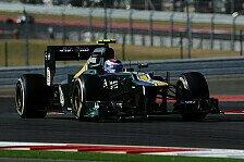 Formel 1 - Pic eine interessante Option: Caterham 2013 mit altem Auto