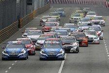 WTCC - Onyx doch nicht am Start: Saison 2014: 22 Autos genannt