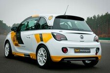 ADAC Opel Rallye Cup - Talentf�rderung als Ziel: Rallye-Ikone R�hrl vom neuen Cup begeistert