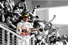 Formel 1 - Andernfalls ist das Auto wirklich schlecht: Hamilton Sr.: Lewis gewinnt 2013 drei Rennen