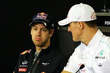 Sebastian Vettel: Wollte Schumi-Rekorde vor Hamilton retten