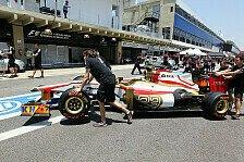 Formel 1 - Zur K�ndigung gezwungen?: Saward: Gegendarstellung zu Unruhen in HRT-Fabrik