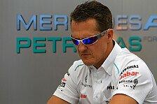 Formel 1 - Formel 1 kr�nkelt finanziell: Schumacher macht sich Sorgen