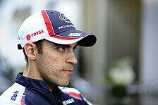 Formel 1 - Bei Tempo 100 ist das schwierig: Maldonado: Opfer der Umst�nde
