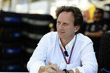 Formel 1 - Wie sollte er mit Ferrari verhandeln?: Horner bleibt bis 2017 bei Red Bull