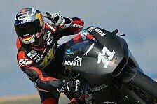 Moto2 - Erste Runden in Almeria: Cortese mit erfolgreichem Deb�t