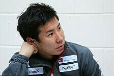 Formel 1 - Testfahrten im AF Corse Ferrari: Neuer Job f�r Kobayashi?
