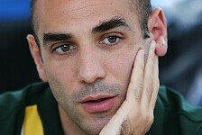 Formel 1 - Caterham machte Kovalainen falsche Hoffnungen