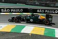 Formel 1 - Zwei bis drei Stopps wahrscheinlich: Petrov: Probleme mit den harten Reifen