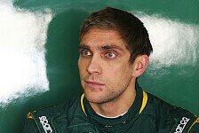 Formel 1 - Cockpit f�r 2014?: Petrov glaubt an F1-R�ckkehr