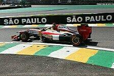 Formel 1 - Keine Chance f�r HRT: Ecclestone: Am liebsten nur zehn F1-Teams